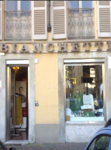 Negozio paramenti sacri Torino